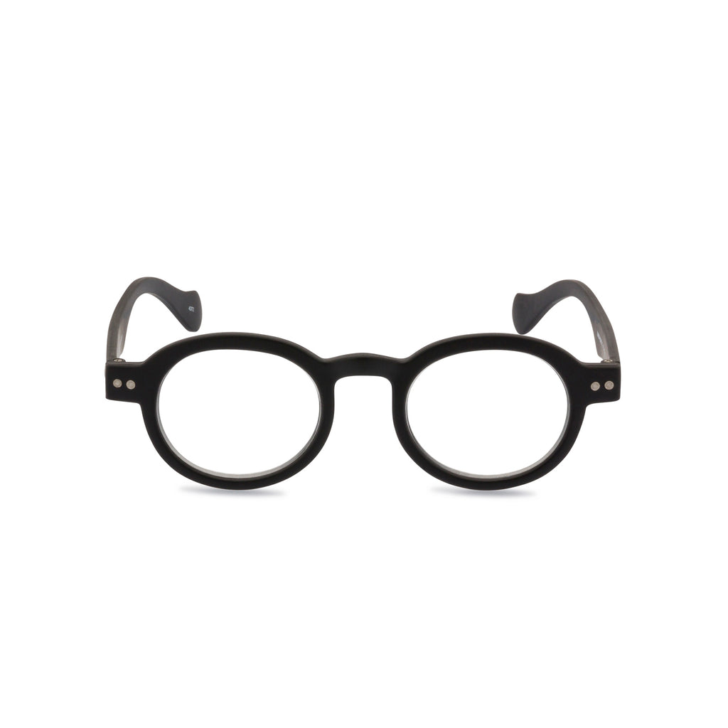Retropeepers Cooper glasses black front