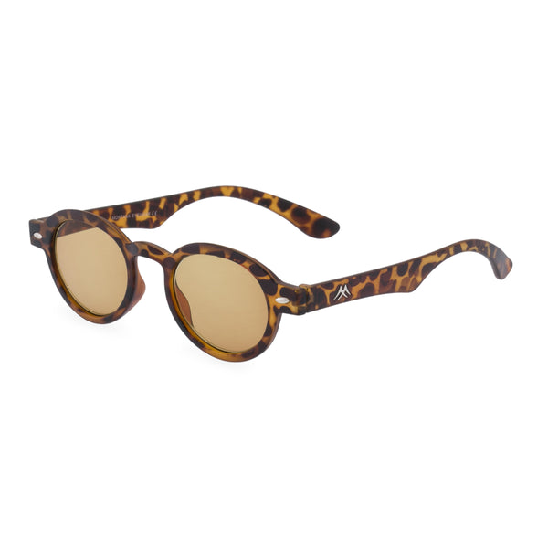 Cooper sun readers tortoiseshell side