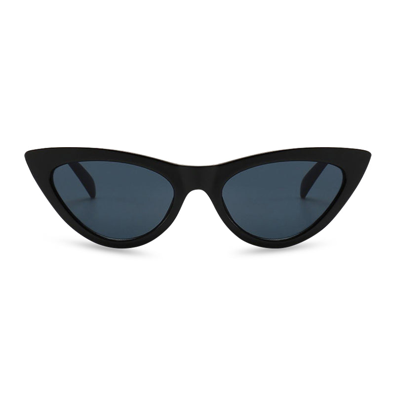 Diana Cat Eye Sunglasses - Black