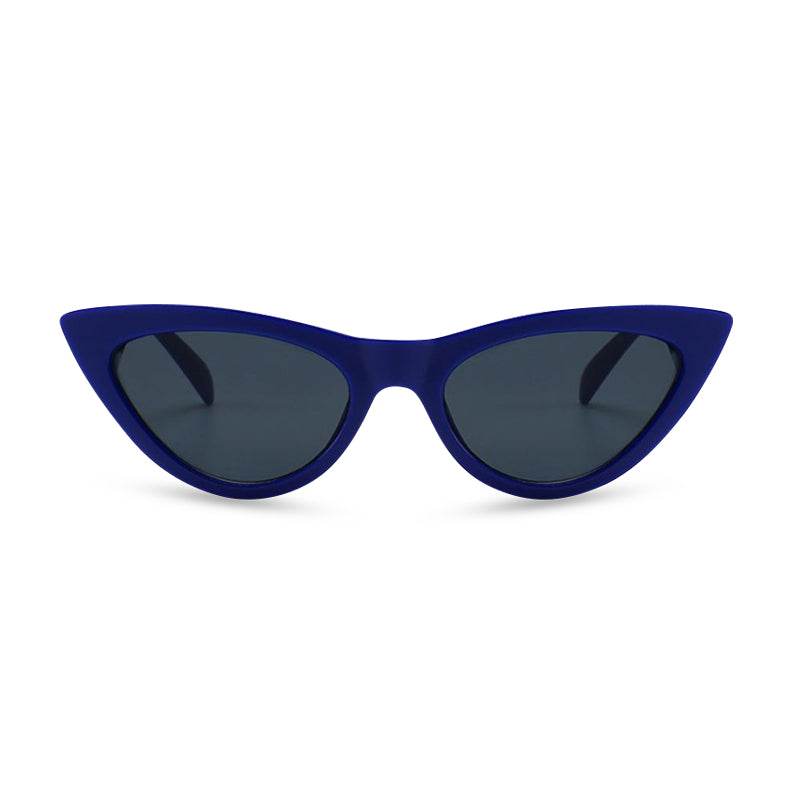 Diana Cat Eye Sunglasses - Blue