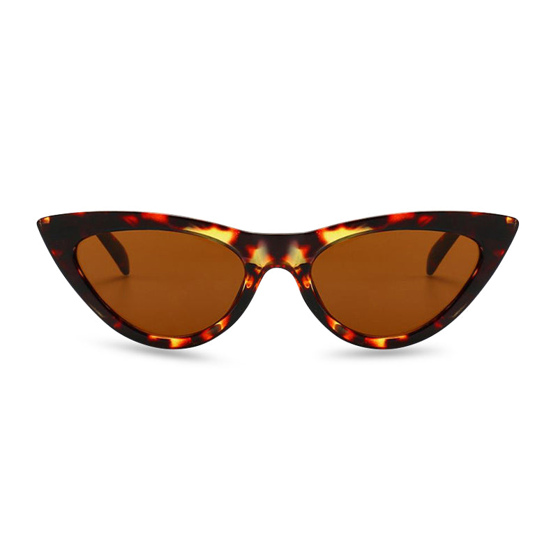Diana Cat Eye Sunglasses - Tortoiseshell