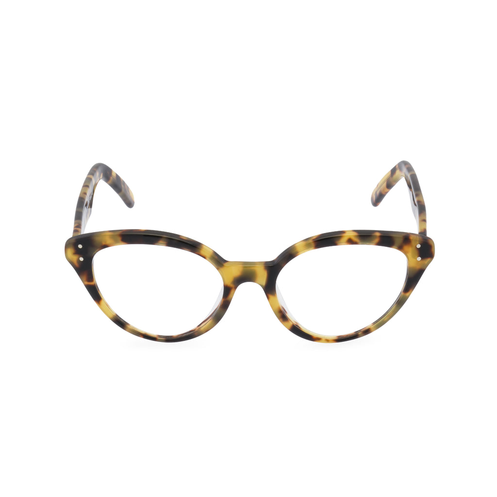 Fifi Cat Eye Glasses - Classic Tortoiseshell