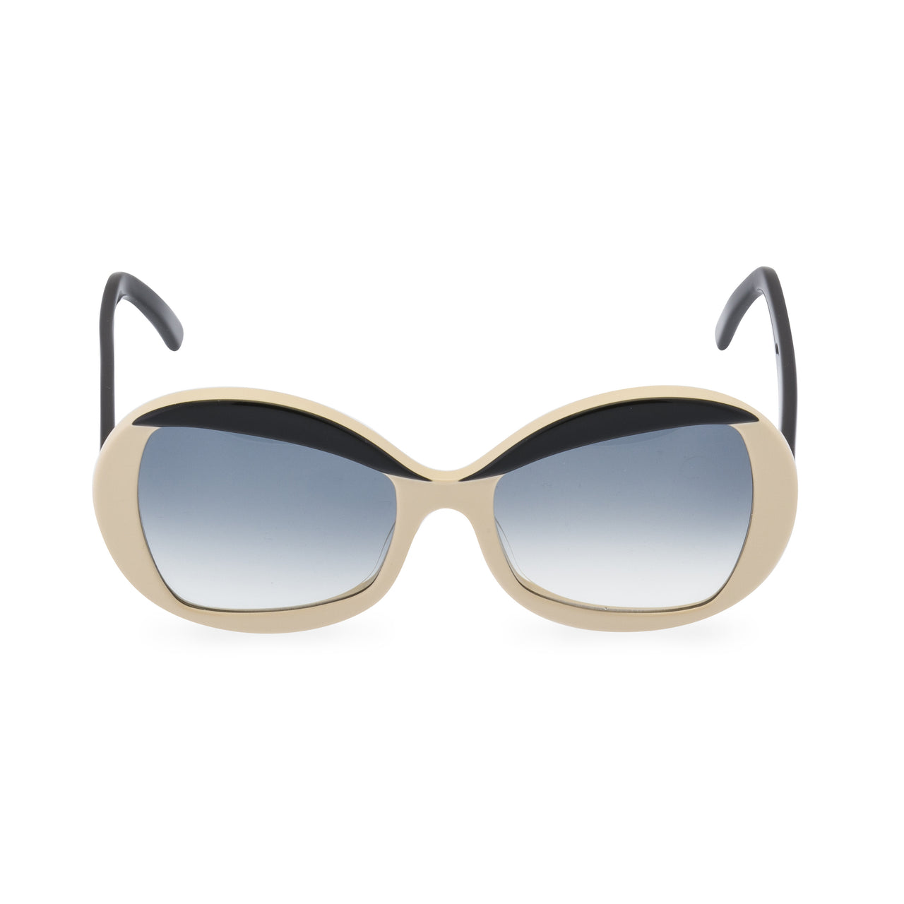 Francois - Sunglasses Taupe / Black