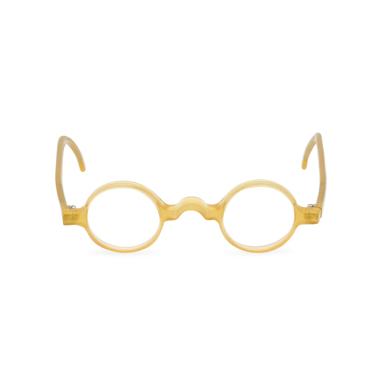 Groucho light amber front
