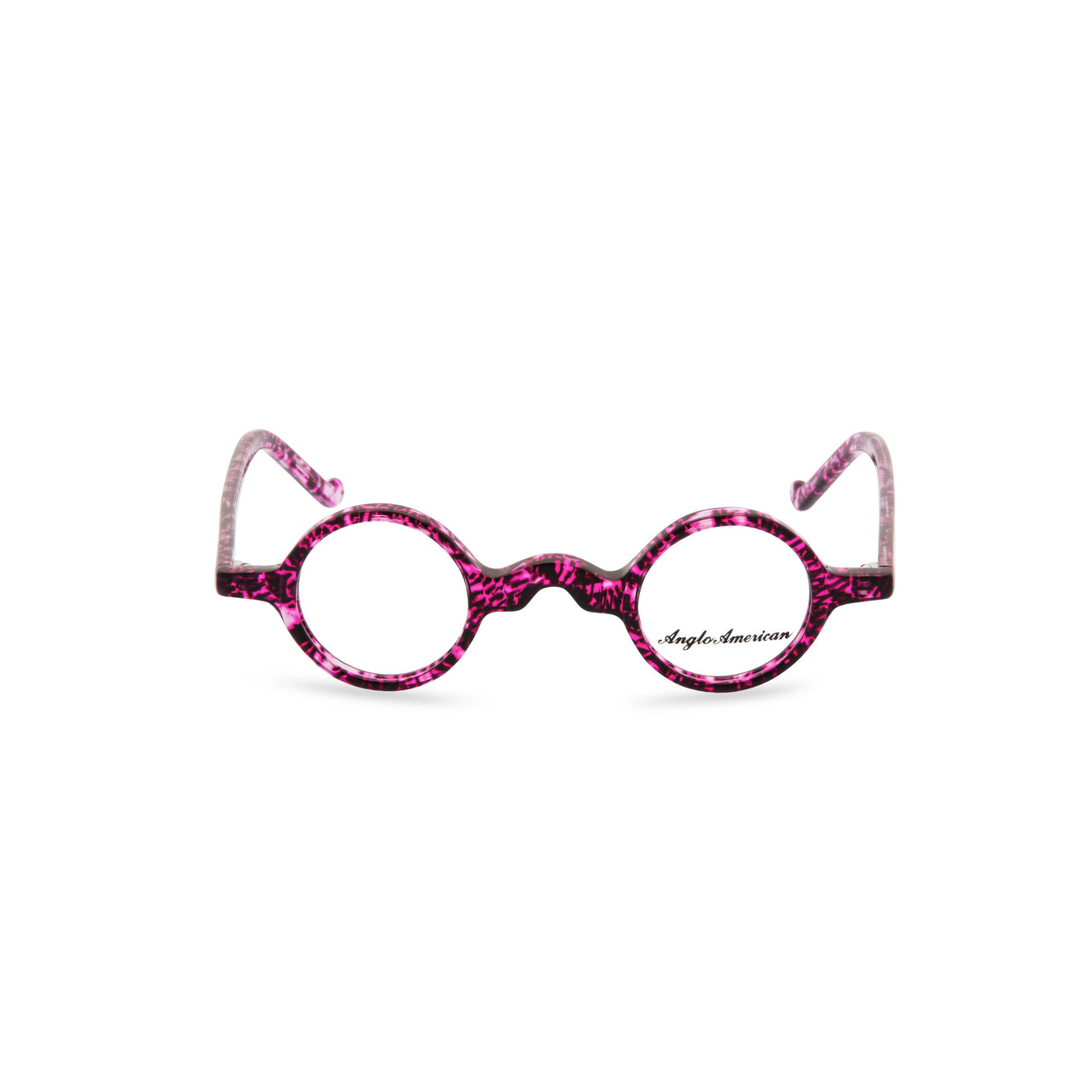 Anglo American Optical Groucho - Round Glasses, Purple Haze