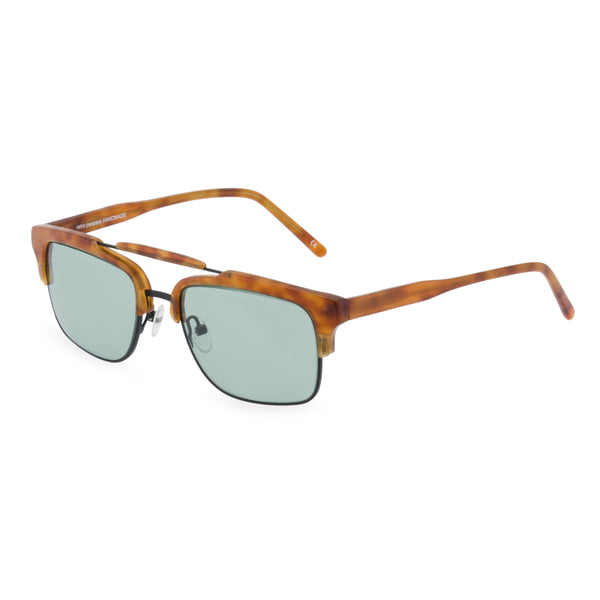 Hedley Amber  sunglasses side