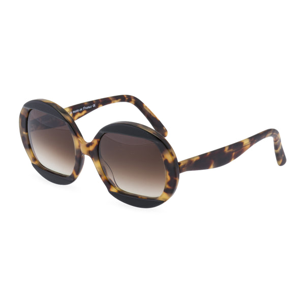 Helene - Sunglasses Tortoise / Black
