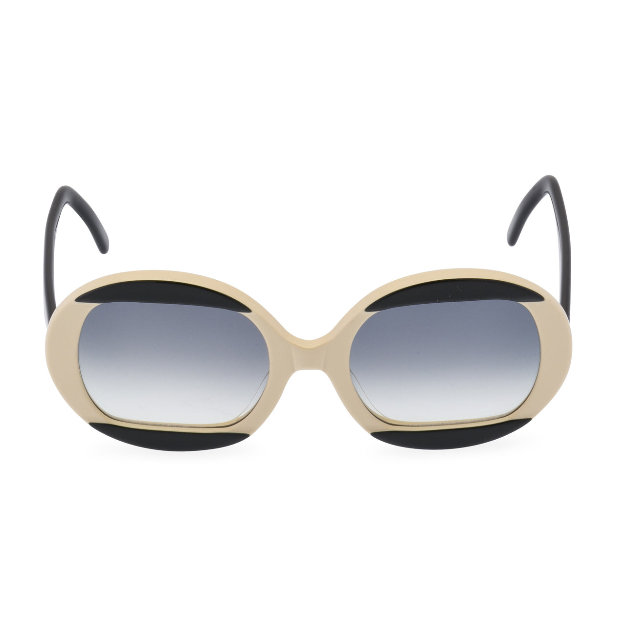 Helene - Sunglasses Taupe / Black