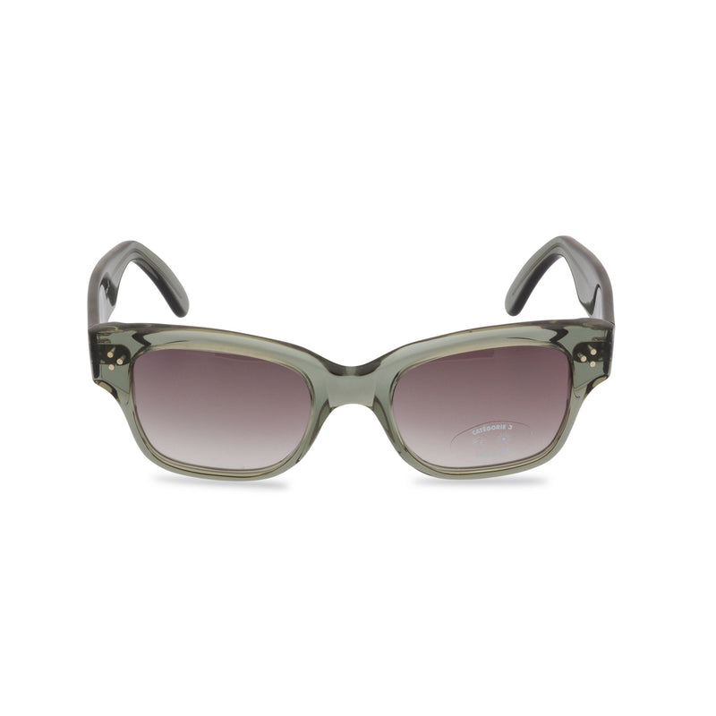 Howard smoke sunglasses front