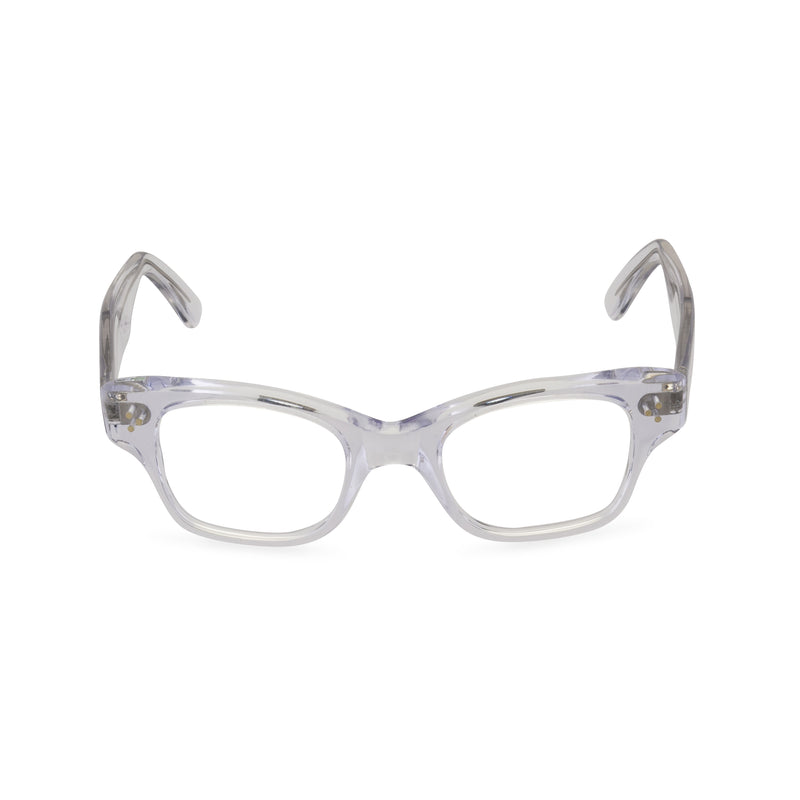 Howard Rectangular Glasses - Ice