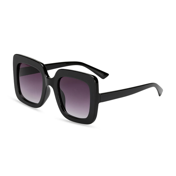 Jackie - Sunglasses Black