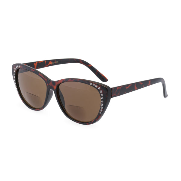Jayne - Sun Readers Tortoiseshell Diamond
