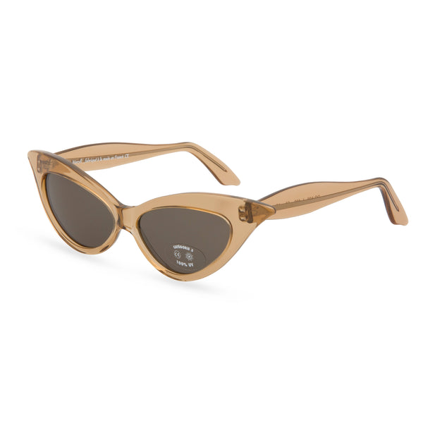 Juliette - Sunglasses Crystal Gold