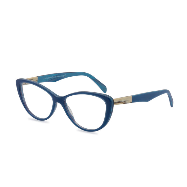 Lea blue glasses side