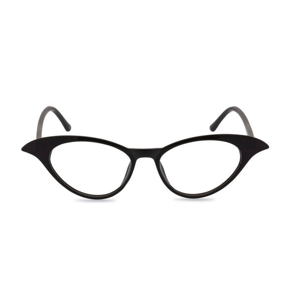 Retropeepers Madame B Black front