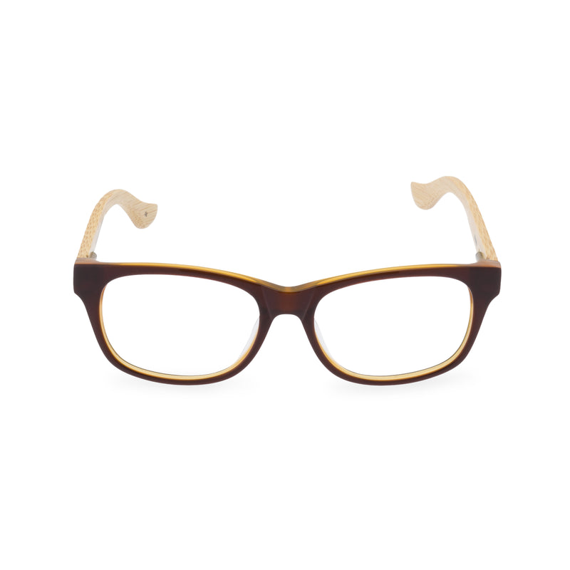 Mambo Rectangular Glasses - Java