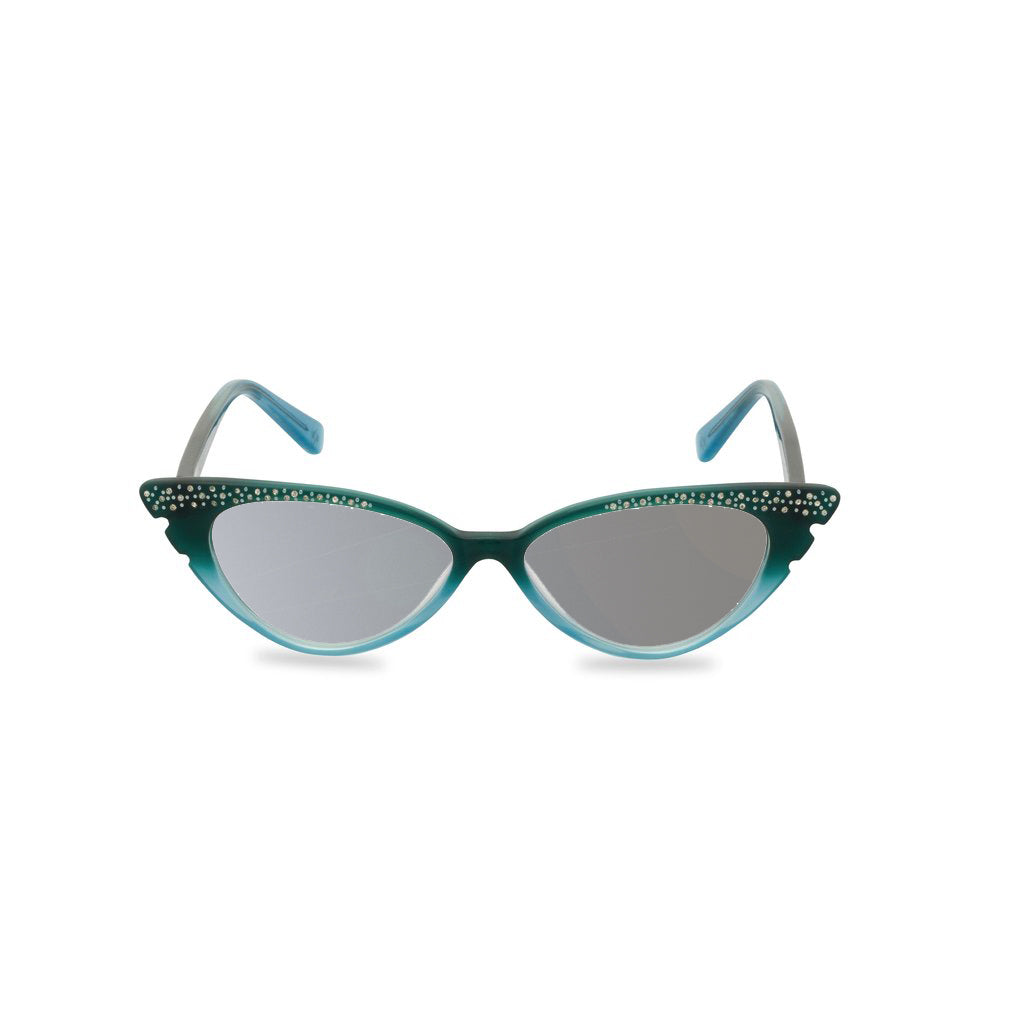 Marilyn -  Sunglasses Graduated Aqua