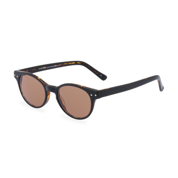 Miller - Sunglasses Black Tortoiseshell / Brown Tint