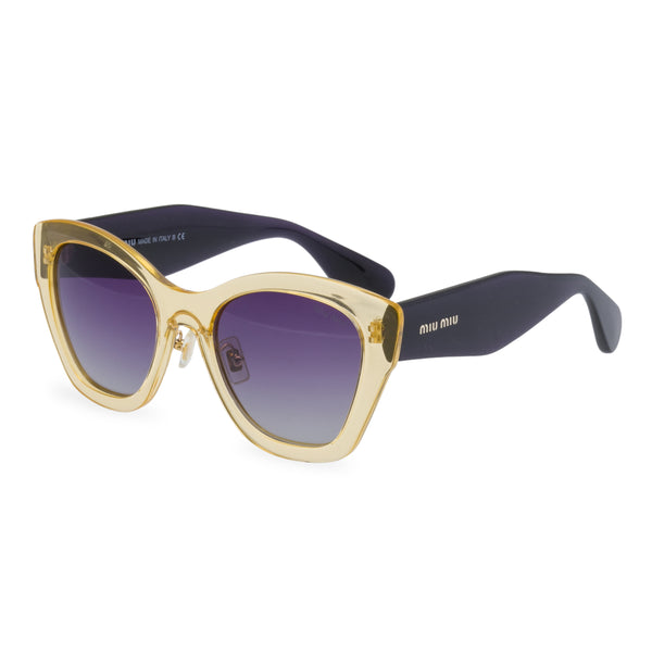 Miu Miu SMU11PS - Sunglasses Yellow