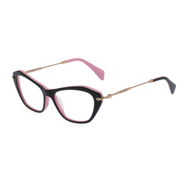 Miu Miu VMU04L - Cat Eye Glasses Black / Pink