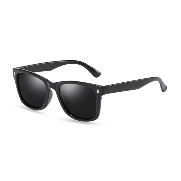 Montgomery - Sunglasses Black