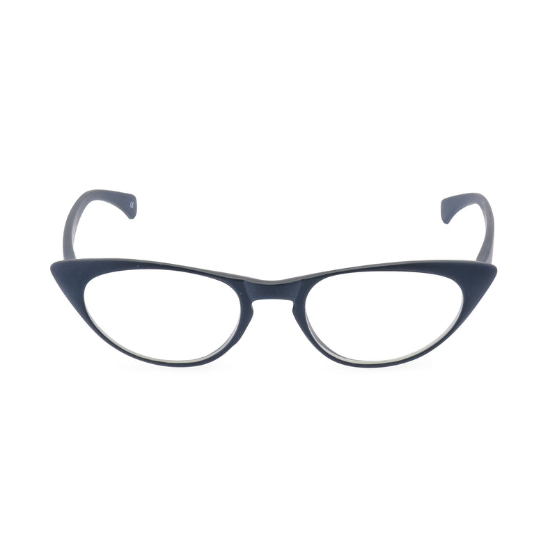 Peggy Cat Eye Glasses - Midnight Blue