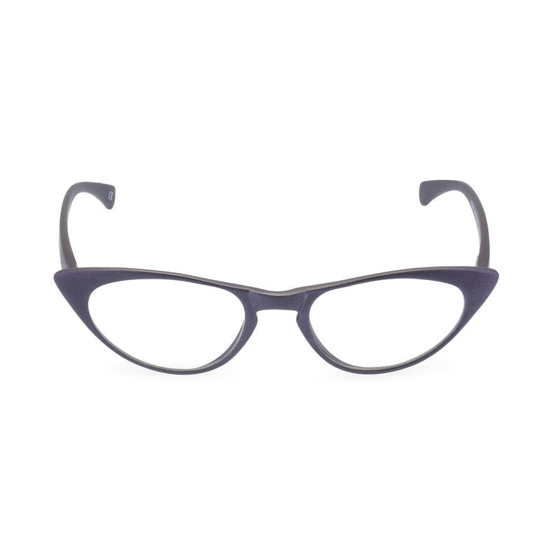 Peggy Cat Eye Glasses - Moonstone