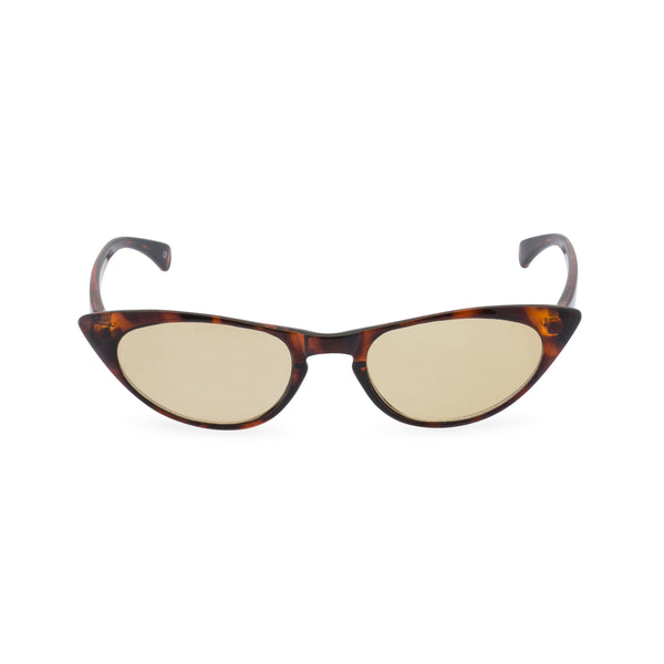 Peggy Cat Eye Sunglasses - Tortoiseshell