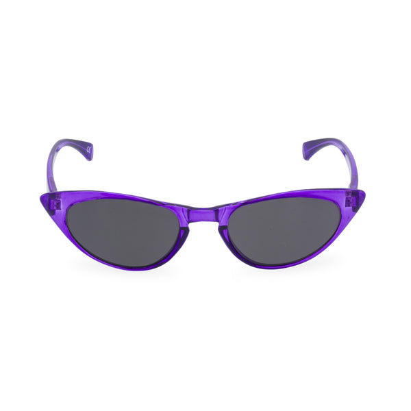 Peggy amethyst sun readers front