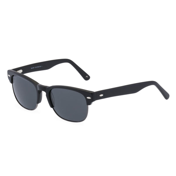 Sal Rectangular Sunglasses - Black