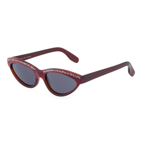 Sophia - Sunglasses Red