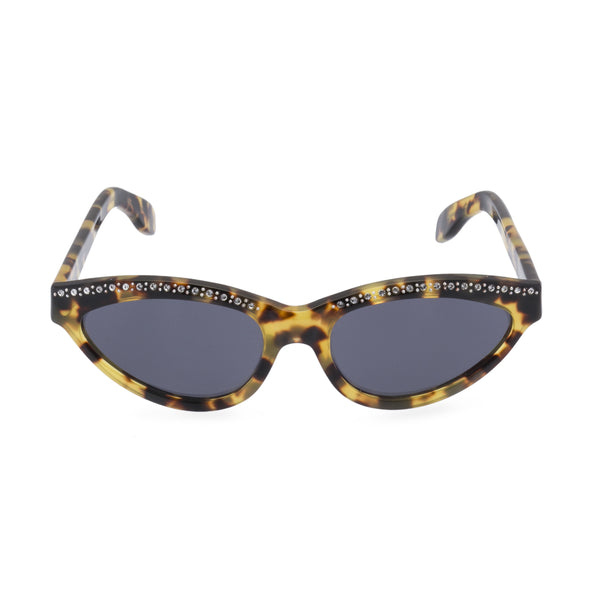 Sophia Cat Eye Sunglasses - Tortoiseshell