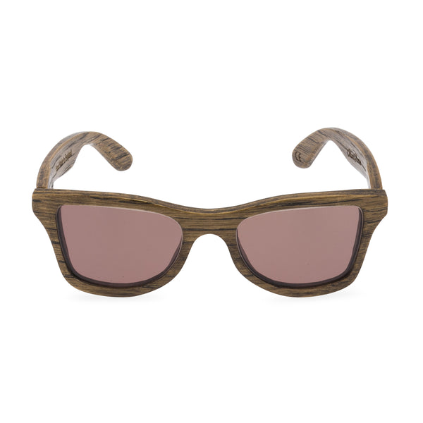 Squire - Sunglasses Scorched Oak