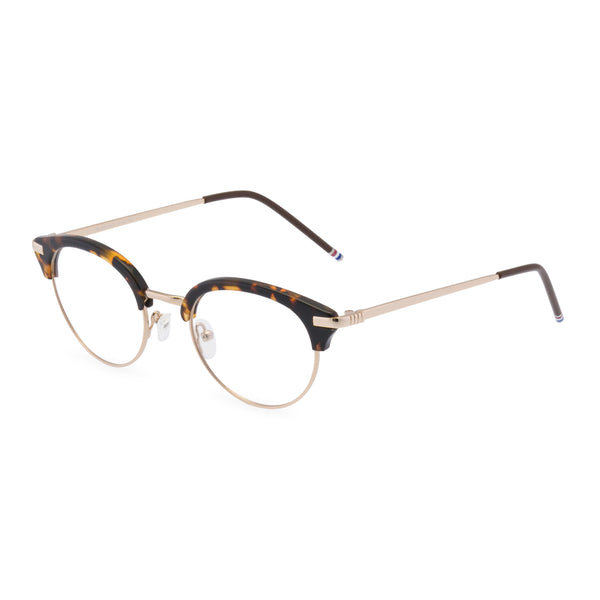 Thom Brown 706 - Round Glasses Havana