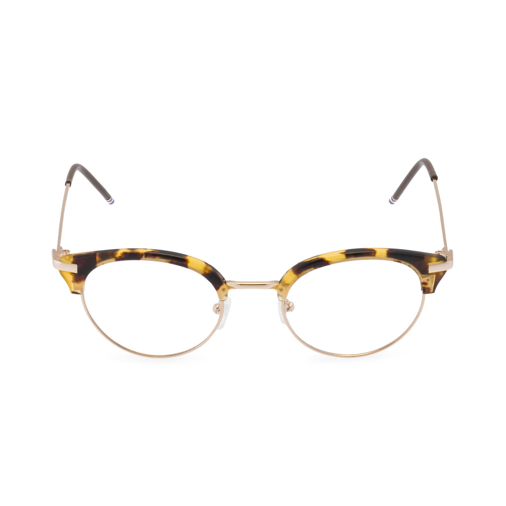 Thom Brown 706 - Round Glasses Tortoiseshell