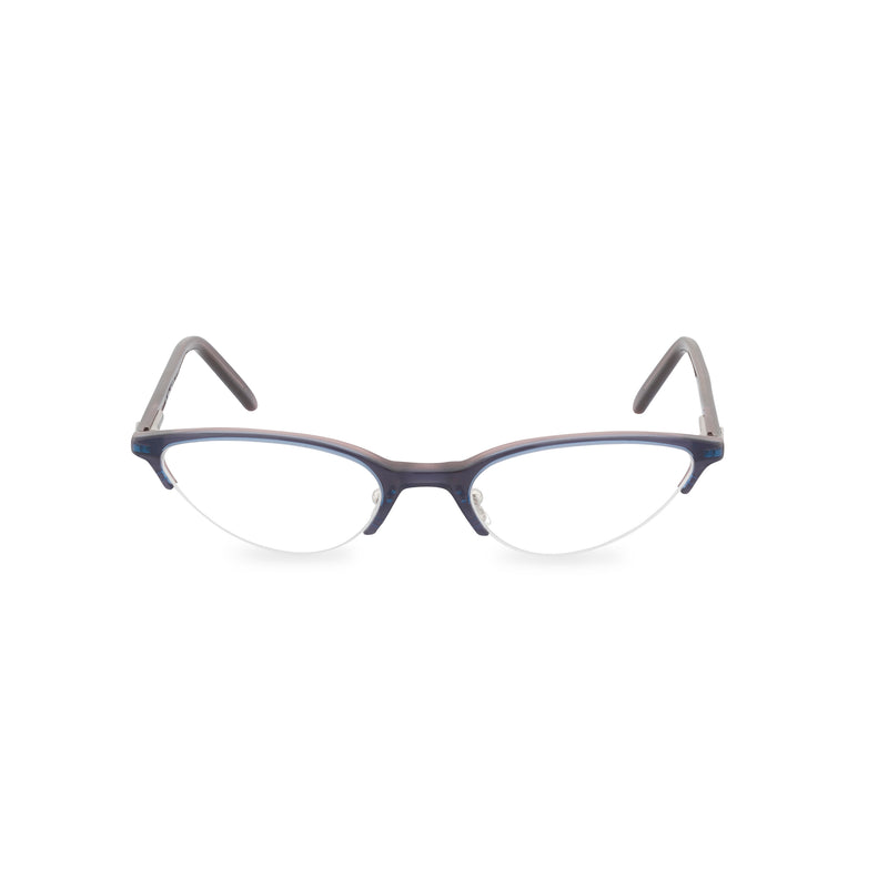 Max Mara Kitten Cat Eye Glasses - Navy
