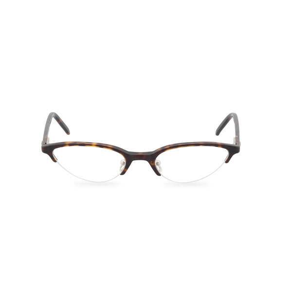 Max Mara Kitten Cat Eye Glasses - Tortoiseshell