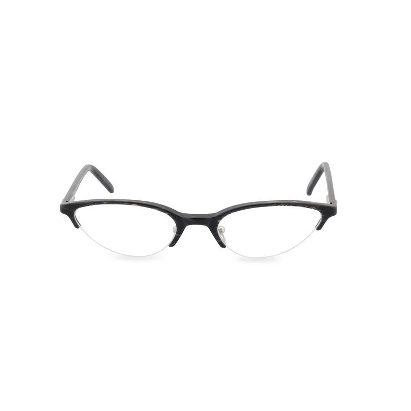 Max Mara Kitten Cat Eye Glasses - Grey Marble