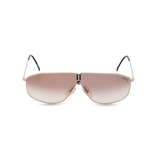 Carrera 5438 - Aviator Sunglasses Gold