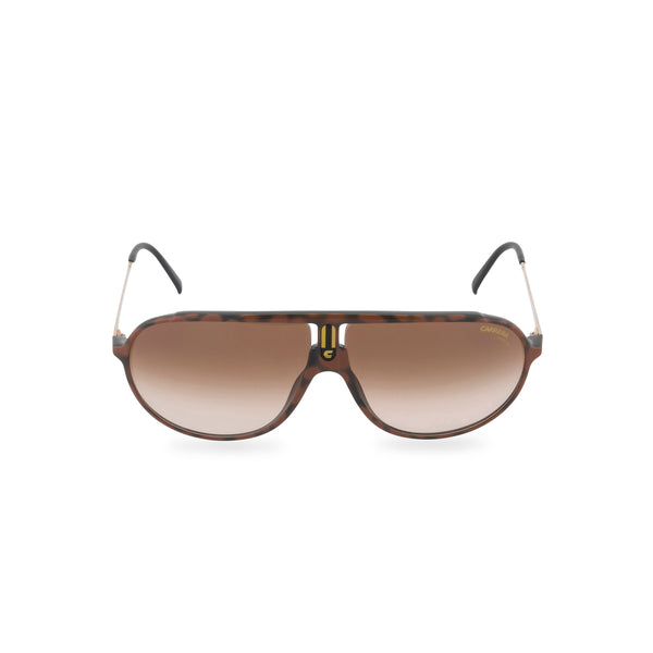 Carrera 5467 11 - Sunglasses Brown / Black