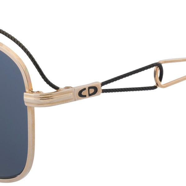 Dior 2461 - Sunglasses Gold / Black