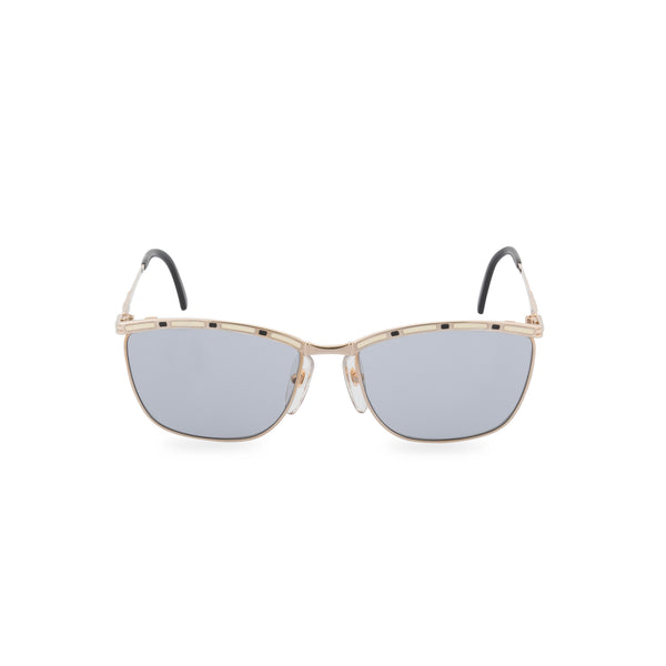 Dior 2720 - Square Sunglasses Morse Gold