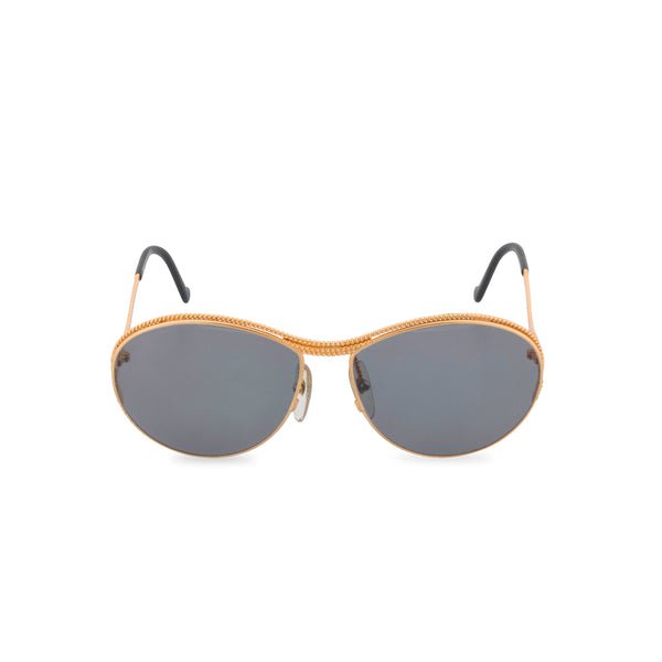 Lacroix 7301 - Round Sunglasses Gold