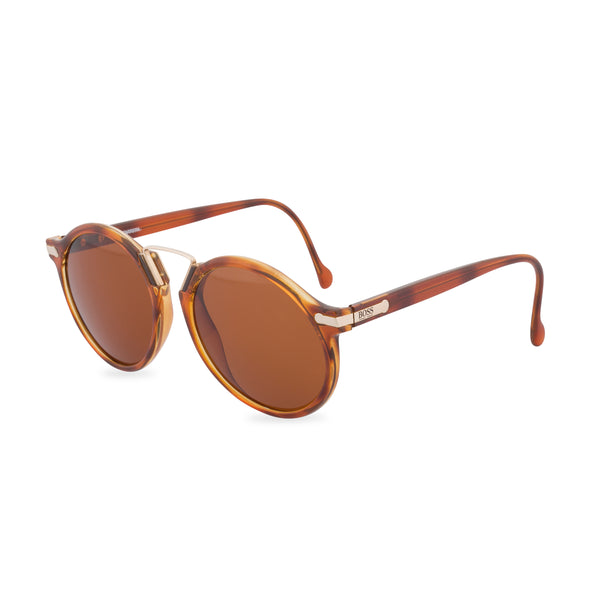 Boss by Carrera 5151 - Aviator Sunglasses Amber Tortoiseshell