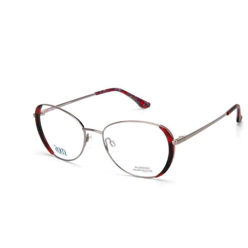 Wandle oval frames from the William Morris Gallery Collection, side vew