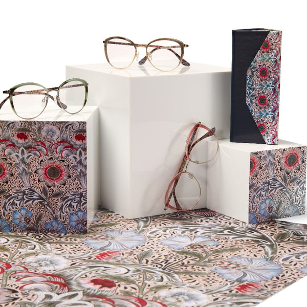 The Corncockle range from the William Morris Gallery collection