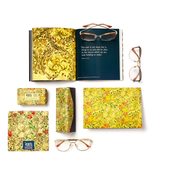 The Golden Lily frame collection from the William Morris Gallery Collection