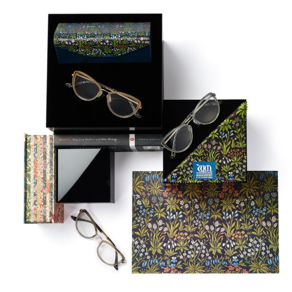 The Millefleurs range of frames from the William Morris Gallery Collection