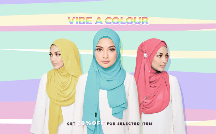 #   VIBE A COLOR