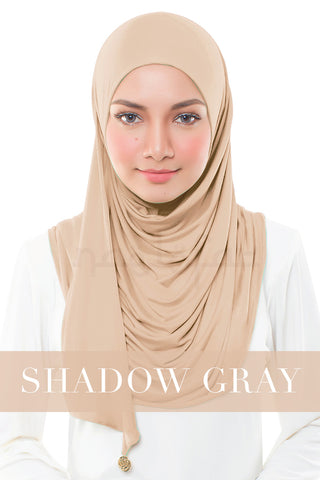 BABES & BASIC - SHADOW GRAY